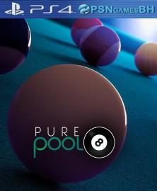 Pure Pool VIP PS4 PSN