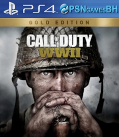 Call of Duty: World War II Gold Edition VIP PS4