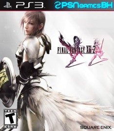 FINAL FANTASY XIII 2 Psn PS3