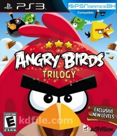 Angry Birds Trilogy PSN PS3