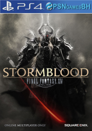 FINAL FANTASY XIV: Stormblood VIP PS4