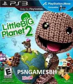 Little Big Planet 2 PSN PS3