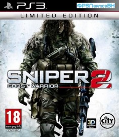 Sniper Ghost Warrior 2 PSN