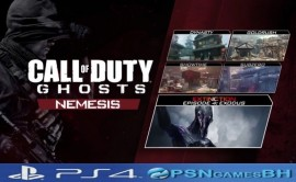 Call Of Duty Nemesis map pack  DLC VIP PS4