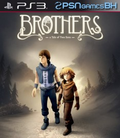 Brothers a Tale of Two Sons PSN PS3