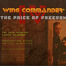 Wing Commander IV (PSOne Classic) PSN PS3