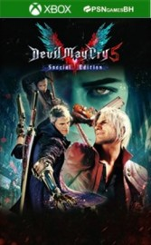 Devil May Cry 5 Special Edition XBOX One e SERIES X|S