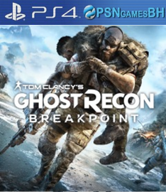 Tom Clancy's Ghost Recon Breakpoint Secundaria PS4
