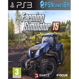 Farming Simulator 15 PSN PS3