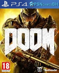 DOOM VIP PSN PS4