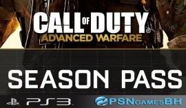 Season Pass Call of Duty Advanced Warfare PSN PS3