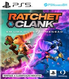 Ratchet & Clank: Rift Apart Secundaria PS5