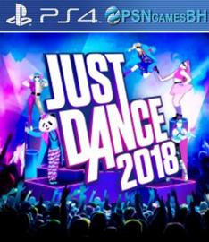 Just Dance 2018 Secundario PS4