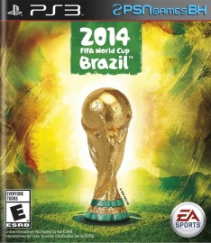 FIFA  2014  World Cup Brazil PT-BR Psn PS3