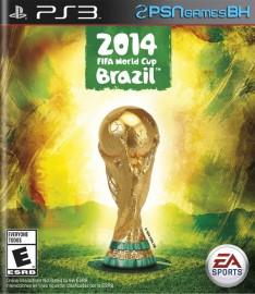 FIFA  2014  World Cup Brazil PT-BR Psn PS3