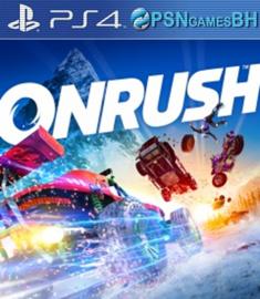 Onrush Secundaria PS4