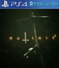 Outlast 2 SECUNDARIA PS4