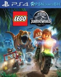 LEGO Jurassic World VIP  PS4