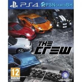 The Crew PSN PS4 CONTA SECUNDARIA
