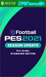 PES 21 XBOX One