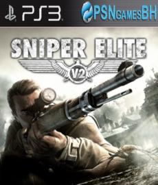 Sniper Elite V2 PSN PS3