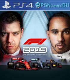 F1 2019 VIP PS4