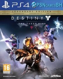Destiny The Taken King Legendary Edition VIP PSN PS4