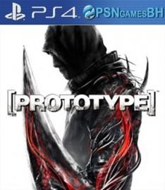 Prototype VIP PS4