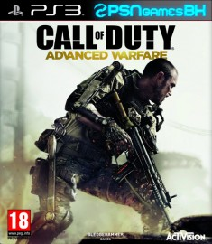 Call of Duty Advanced Warfare Ps3 PSN