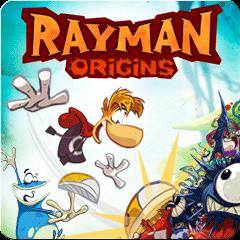 Rayman Origins PSN