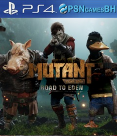 Mutant Year Zero: Road to Eden VIP PS4