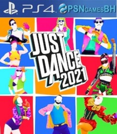 Just Dance 2021 VIP PS4