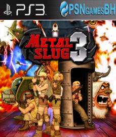 Metal Slug 3 PSN PS3