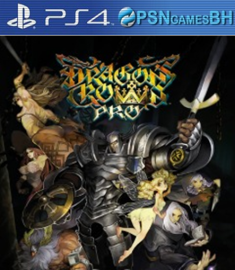 Dragon's Crown Pro VIP PS4