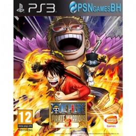 One Piece Pirate Warriors 3 PSN PS3