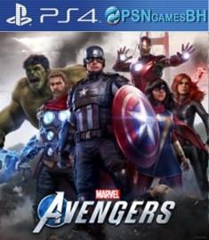 Marvel's Avengers VIP PS4