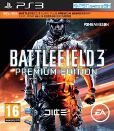 Battlefield 3 + Pacote Premium PSN PS3