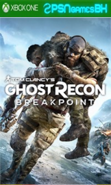 Tom Clancy's Ghost Recon Breakpoint XBOX One