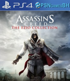 Assassins Creed The Ezio Collection VIP PS4