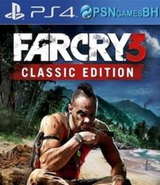 Far Cry 3 Classic Edition VIP PS4