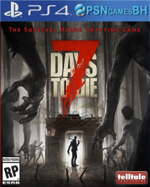 7 Days to Die VIP PSN PS4