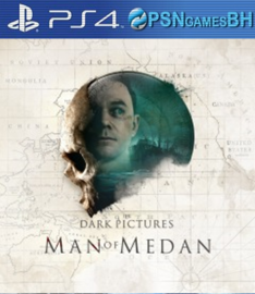 The Dark Pictures Anthology: Man of Medan Secundaria PS4