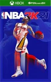 NBA 2K21 SERIES X|S