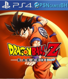 Dragon Ball Z Kakarot VIP PS4
