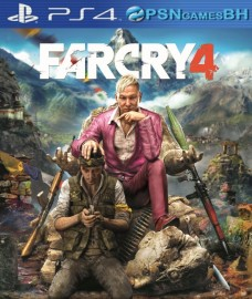 Far Cry 4 VIP PSN PS4