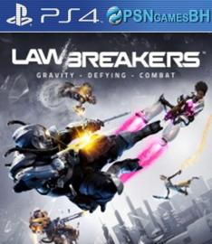 LawBreakers VIP PS4
