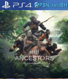 Ancestors VIP PS4