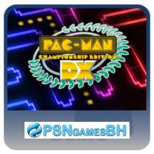PAC-MAN Championship Edition DX PSN