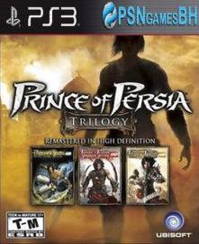 Prince of Persia Classic Trilogy HD PSN PS3