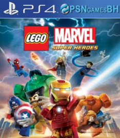 LEGO Marvel Super Heroes VIP PS4